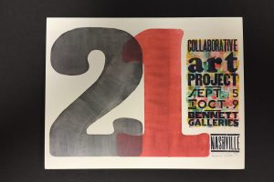 21 Collaborative Art Project