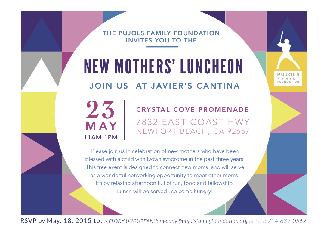 LA New Mother's Luncheon