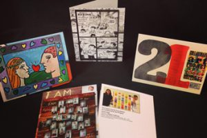 21 Collaborative Art Project Cards
