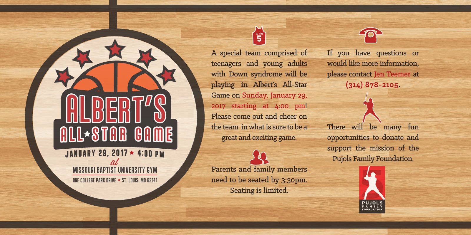 2017 Albert's All Star Basketball Game